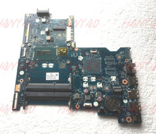 все цены на 822041-001 For HP 15-AC 440 G3 laptop motherboard AHL50ABL52 LA-C701P With i3 CPU DDR3 онлайн