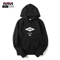 XS 3XL Unisex UK London City LOGO Printing Hooded Sportswear Streetwear Men Outerwear Sweatshirts Cap Hoodies