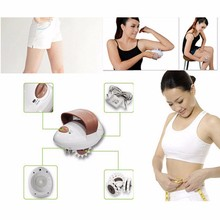 2018 New Loss Weight Electric Body Massager Slender Fat Burning Slim Massage Burn Fat Anti Cellulite Massageador Roller Machine
