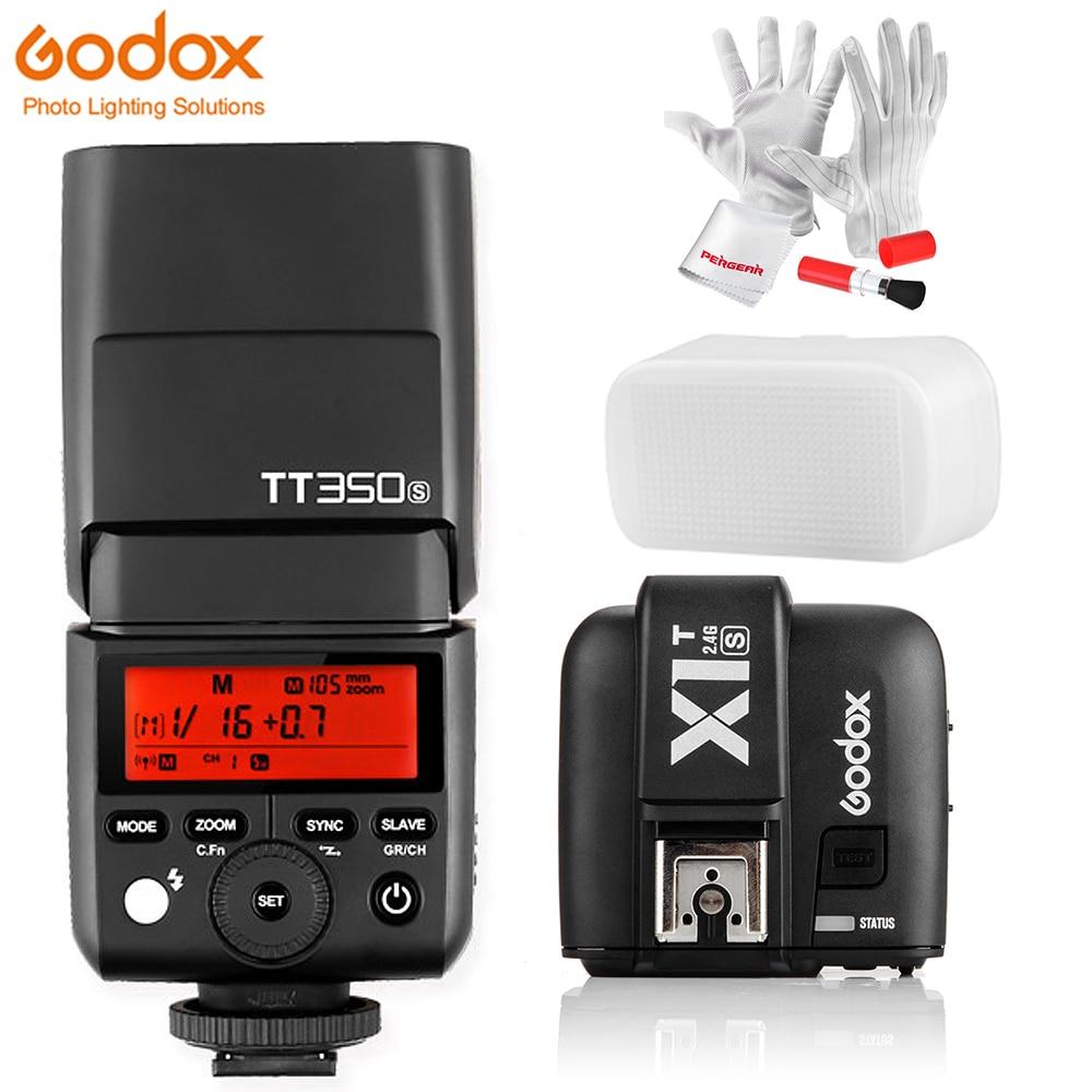 Godox TT350S Camera Flash Light TTL HSS 1 8000s 2 4G Speedlite for Sony Sony Mirrorless