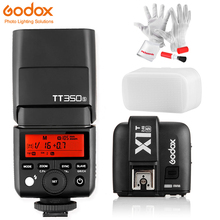 Godox TT350S Camera Flash Light TTL HSS 1/8000s 2.4G Speedlite for Sony Sony Mirrorless Camera a7RII a7R a58 a99 ILCE6000L a77II