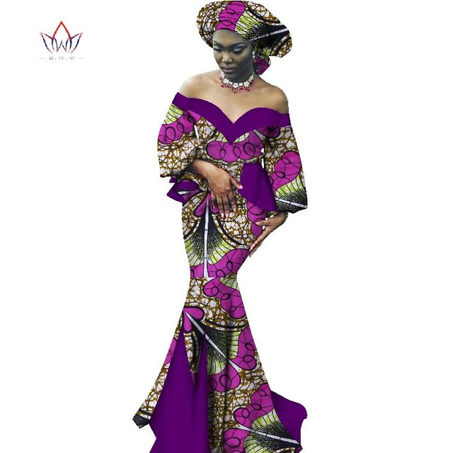 2019 New African Skirt Sets For Women Dashiki Sexy Women African Clothing Bazin  Plus sizeTraditional AfricanClothing WY1196 080b183b673e