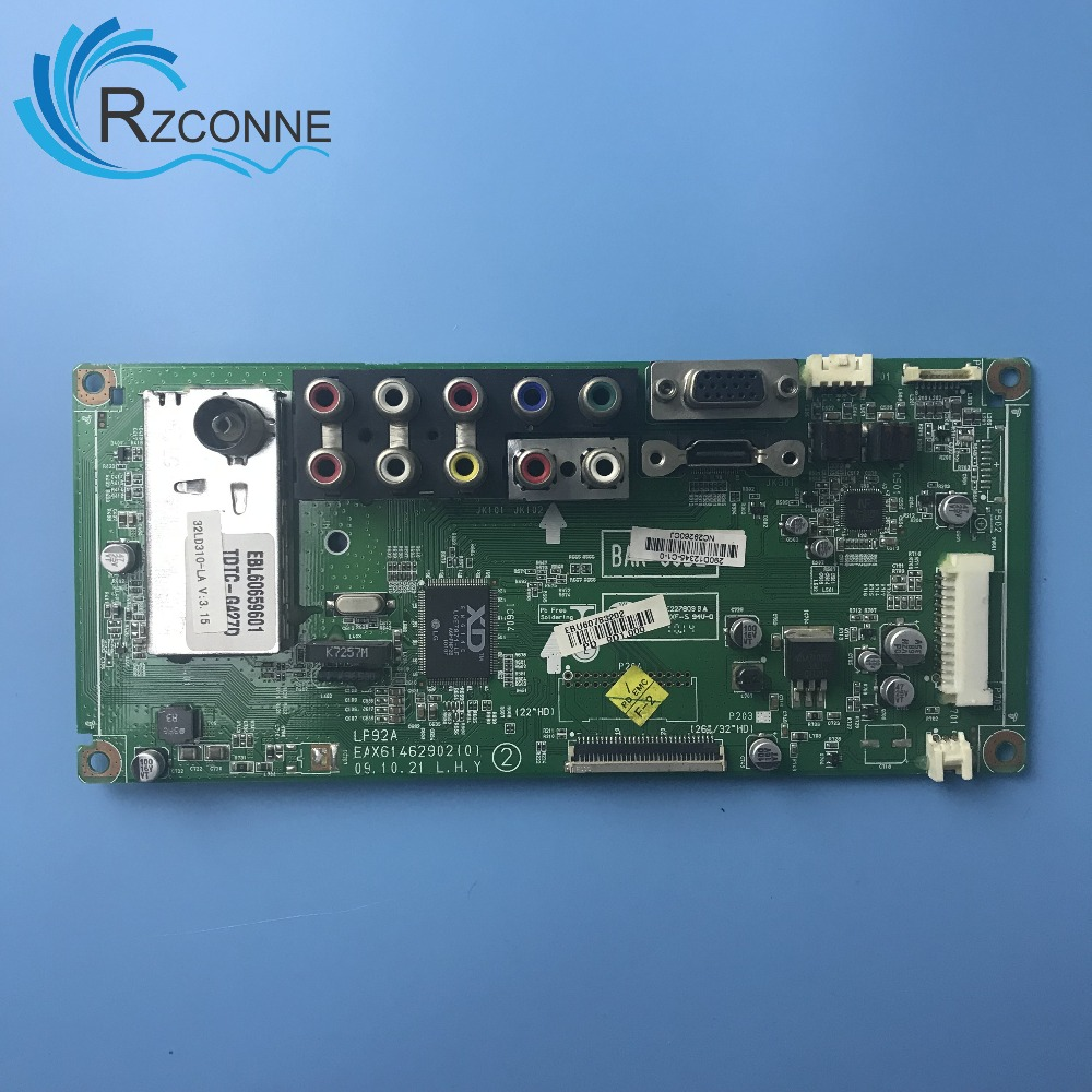 Motherboard Mainboard Card For LG LP92A EAX61462902 (0) 32LD310-LA LC320WXN