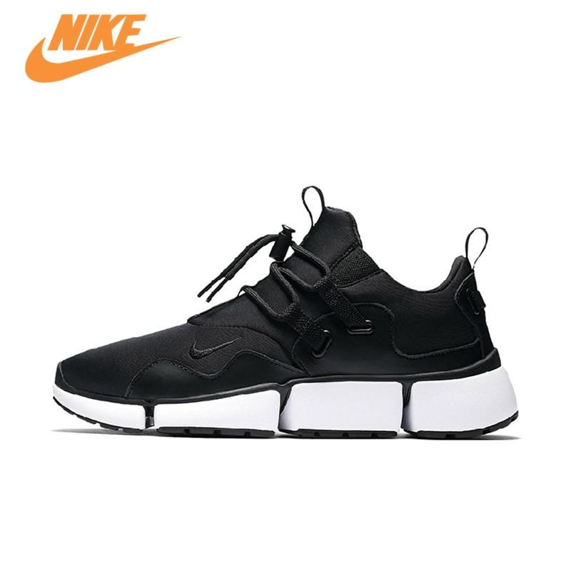Новое поступление Аутентичные Nike карман Ножи DM удобные дышащие Для Мужчин's Кроссовки спортивные Спортивная обувь кроссовки