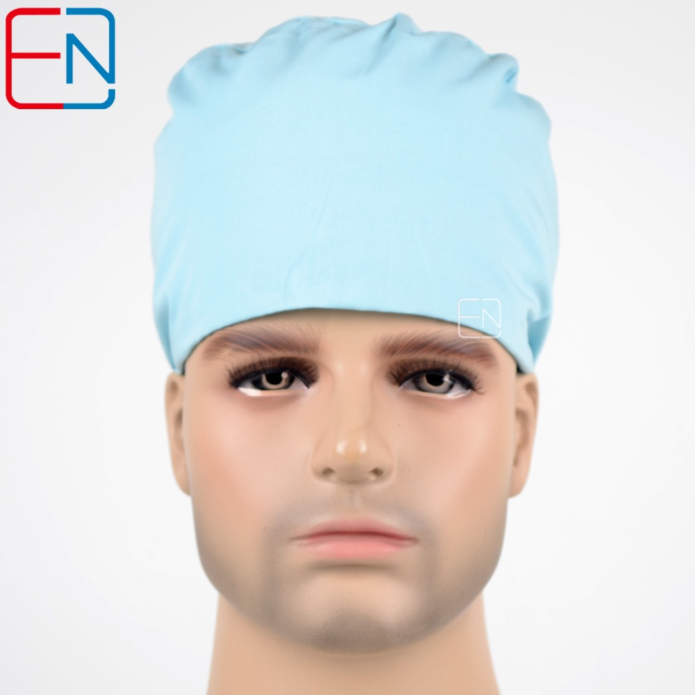 Doctor Cap And Mask Men With Sweatbands