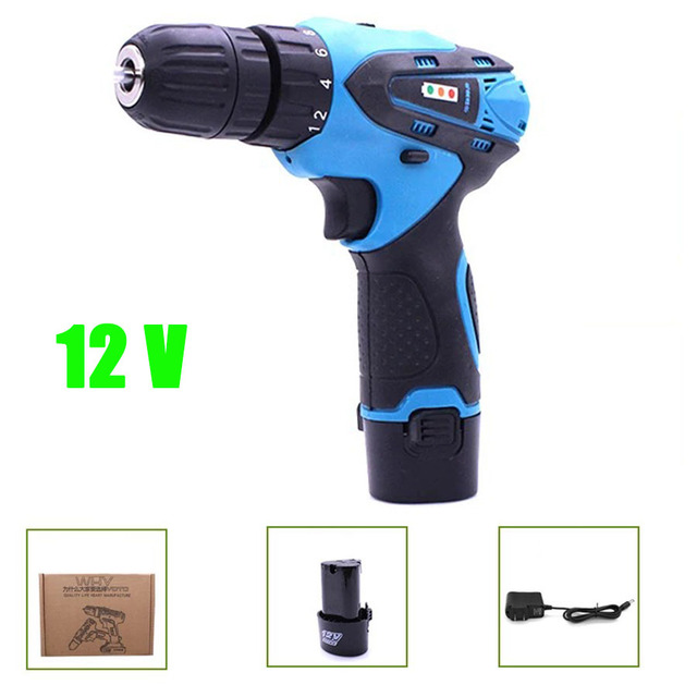 220v Cordless Drill