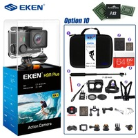Original EKEN H9R Plus Ambarella Chipset Ultra HD 4K 30fps Wi Fi Underwater Waterproof Action Camera