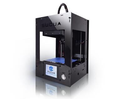 3D принтеры мини 2016 быстрого прототипирования машинного обучения Образование 3D настольным принтером собрать машину