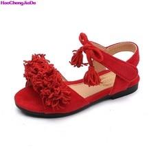 HaoChengJiaDe Girls Summer Sandals Kids Girls Princess Dress Shoes Fashion  Toddler Children Roman Beach Sandals Gladiator 01bf207f775b