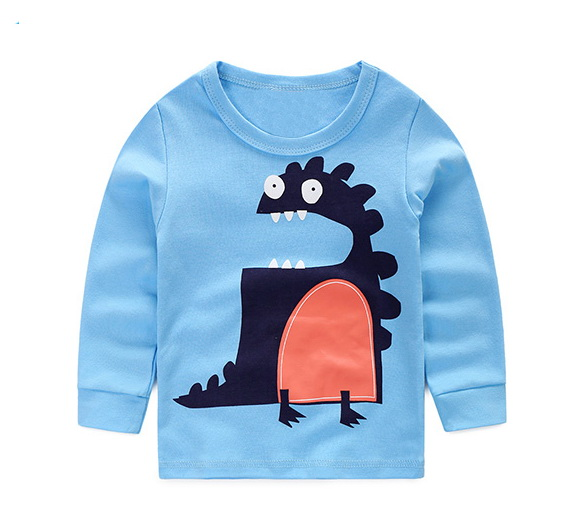 HTB1B.ZcRVXXXXXiXFXXq6xXFXXXu - VIDMID boys t-shirt long sleeves children's t-shirts autumn cartoon kids shirts for boys clothes cotton baby clothes boy t-shirt