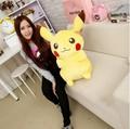 85cm Pokemon Pikachu plush toy doll throw pillow doll gift w5292