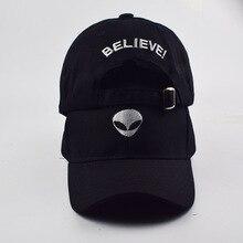 Unisex Baseball Cap Embroidered Alien Cap Fashion Adjustable Snapback hat cotton Hip-hop hats Baseball Caps Hat wholesale