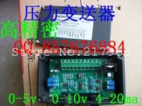 1PCS X Precision Pressure Sensor Transmitter PLC RW PT01 Force Weighing 4 20ma 0 10V Amplifier