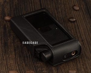 Image 4 - A6 Custom Made Genuine Leather case for HIFIMAN R2R2000