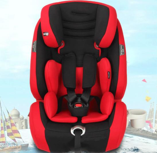 Precio más bajo del medio ambiente durable asiento de seguridad infantil para 9 meses-12 años de edad del bebé