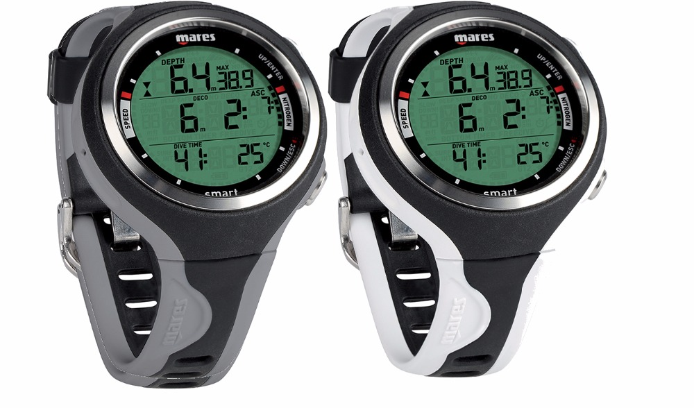 Mares Dive Computer SMART Scuba Diving Equipment Sports oceanic ocl wristwatch dive computer w usb