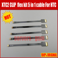 Newest 5pcs Lot Original Xtc 2 Clip Flex Cable XTC CLIP 2 Flex Kit 5 In