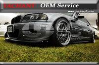 Carbon Fiber Front Lip AC Schnitzer Style Front Lip Fit For 00 06 E46 M3