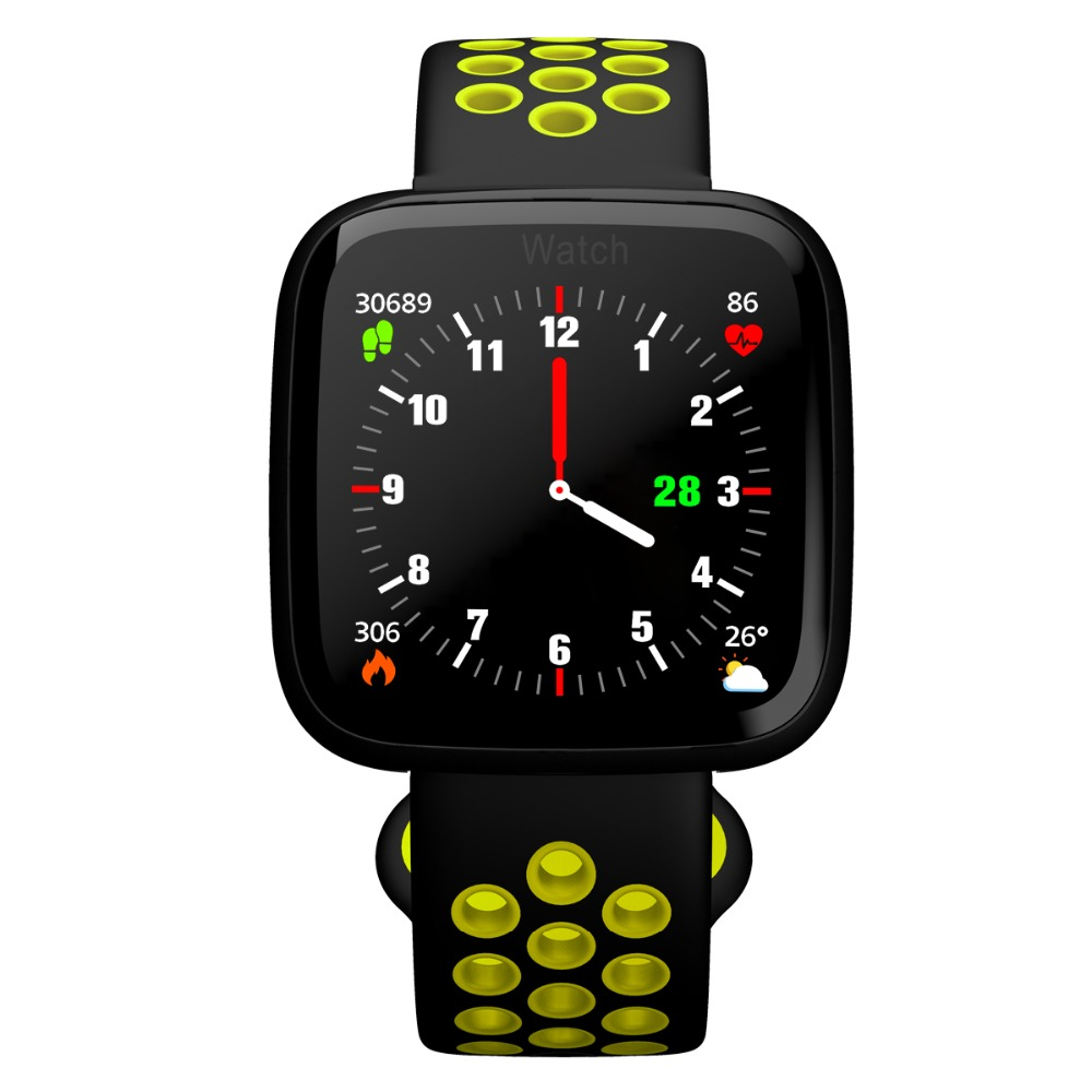 F15 Bluetooth sports smart bracelet heart rate blood pressure blood oxygen fitness machine
