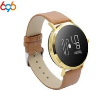 696 CV08 fashion classic smart Bluetooth watch bracelet, blood pressure/oxygen/heart rate measurement tracker with xiao mi phone