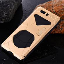 Original iMatch Shockproof Case For Huawei P10 Plus Luxury Daily Waterproof Hard Metal Silicone Full Protection Phone Cover