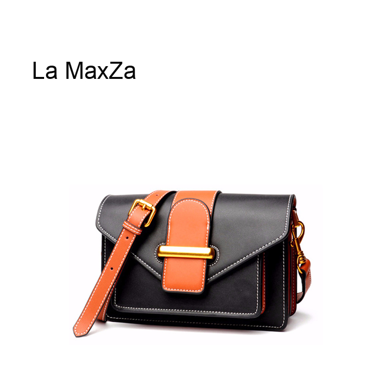 La MaxZa Messenger Bag Womens Split Leather Crossbody Bags Handbag Fashion Single Shoulder Bag Women Cow Leather Shoulder PurseLa MaxZa Messenger Bag Womens Split Leather Crossbody Bags Handbag Fashion Single Shoulder Bag Women Cow Leather Shoulder Purse