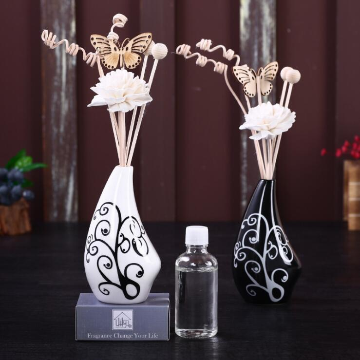 Reed Diffuser Sets Pefect Perfume Reed Rattan Diffuser