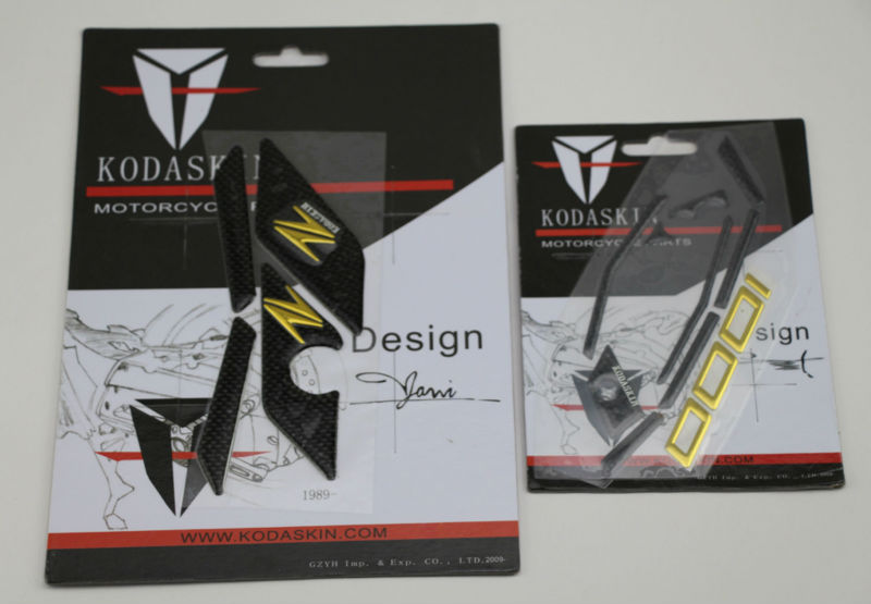 Freeshipping KODASKIN Meter Appearance K3 Carbon Pad pedal sticker emblem decal for Z1000 14 15 in Car Stickers from Automobiles Motorcycles