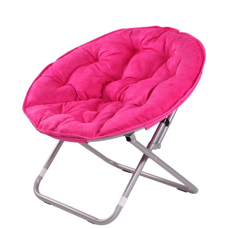 80*60*74cm High Quality Comfortable Breathable Moon Chair Folding Lounger Sofa Chair 3 Colors high quality iss g200 1 pb niagara2250 60 pci sales all kinds of motherboard