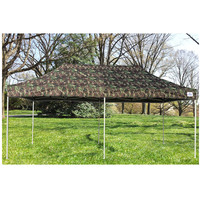 Canopy TOP ROOF Party Tent Gazebo Camouflage Roof Waterproof Garden Outdoor Marquee Awning Shade Pawilon Pop up large folding