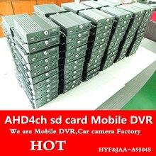 mdvr the manufacturer HUAWEI Hass 5320D scheme 4 – card car video monitoring host escort vehicle ahd hd mobile dvr