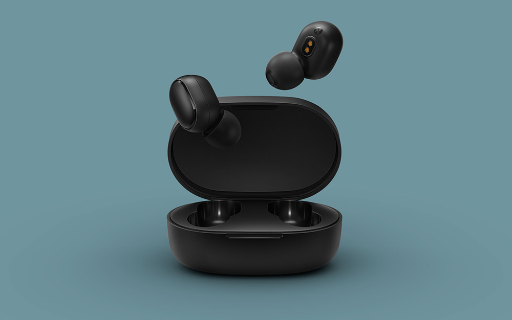 New xiaomi redmi airdots wireless headphones TWS bluetooth earphone Stereo bass BT 5.0 with Mic Handsfree Earbuds AI Control (5)
