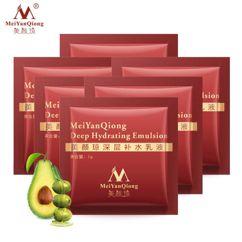 6 pieces Anti Aging Firming Lotion Hyaluronic Acid Skin Care Anti Wrinkle Collagen Essence Facial Whitening Moisturizing Lotion in Emulsion from Beauty Health