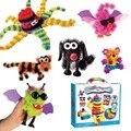 Montessori Educativos Creativos Mega Pack Mejores Conjuntos De Construcción De Juguete Modelo Del Rompecabezas Envío Gratis