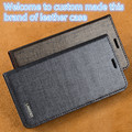 Nd01 genuine capa leather flip case para htc one e9 plus phone case para htc one e9 plus voltar case frete grátis