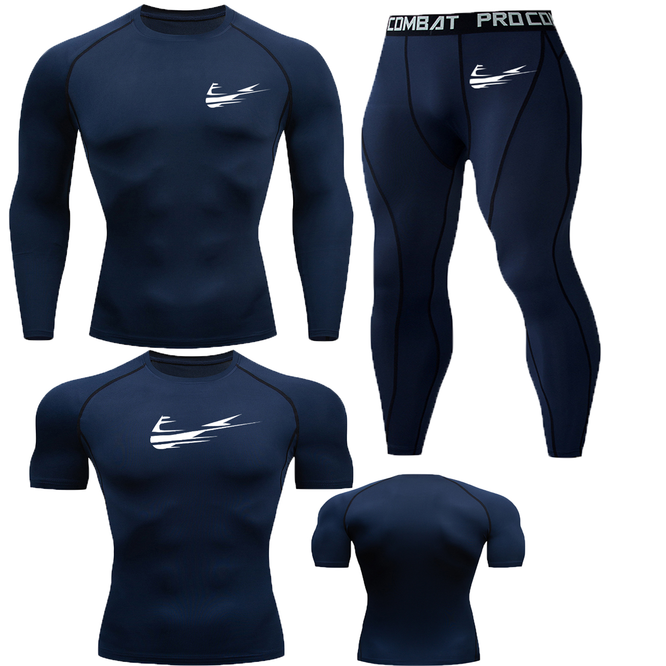 e48aad90cead1 top 10 t shirt de compression homme brands and get free shipping ...