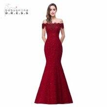361c782612 Popular Crystal Bead Mermaid Red Prom Dress-Buy Cheap Crystal Bead ...