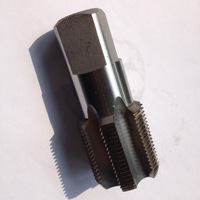 Free shipping of 1PC HSS6542 made 55 degree BSP tap left hand G1-1/8