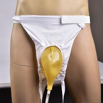1000ml 2 tipos reutilizáveis masculino feminino saco de urina mictório pee titular coletor para incontinência urinária para viajar acampamento 1
