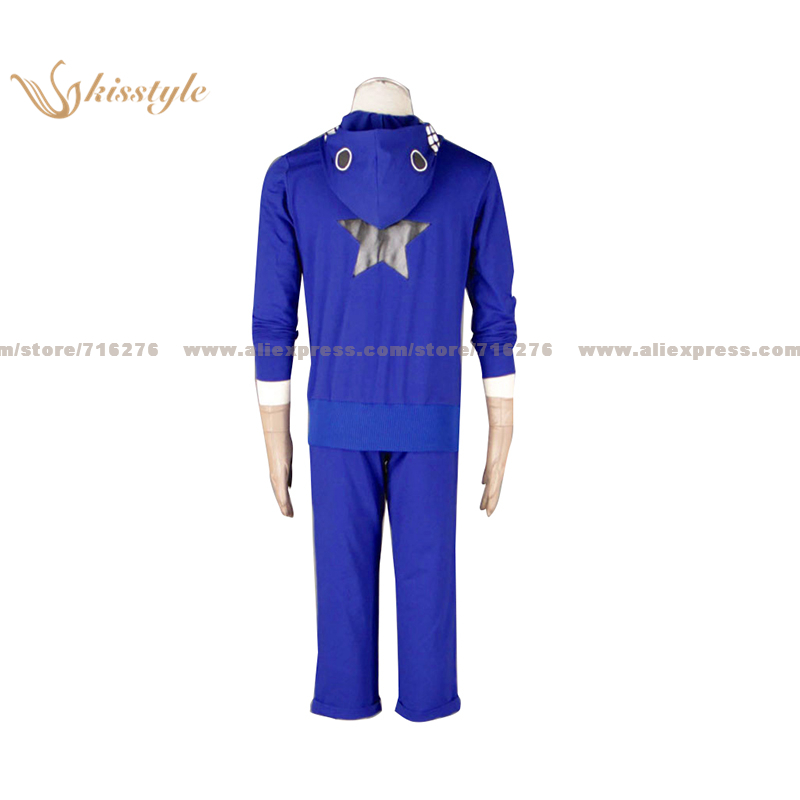 Kisstyle Fashion VOCALOID Gakupo Russian Dolls Uniform COS Clothing Cosplay Costume,Customized Accepted