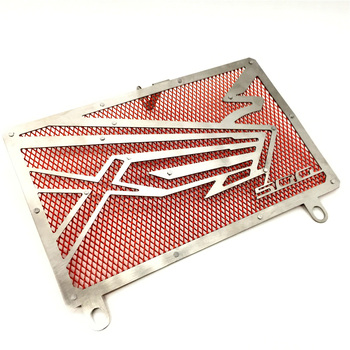 For HONDA  Motorcycle  CB500X CB500R CBR500 2013 2014 2015 2016 2017 2019 Radiator Protective Cover Grill Guard Grille Protector new stainless steel motorcycle accessories radiator guard cover grille grill fuel tank protector for r3 2015 2016 free shipping