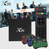 Original X96 Android 6.0 Smart TV Box KODI 17.3 Amlogic S905X 1/2GB RAM 8/16GB ROM 2.4G WIFI HDMI 4K HD Set Top BOX Media Player
