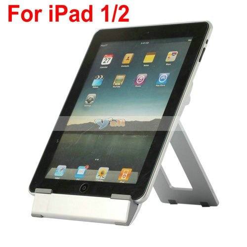 Free Shipping Aluminum Desktop Holder Stand For Apple iPad iPad 2 - 87002428