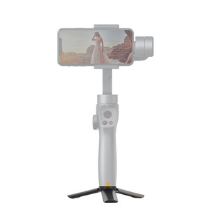Image 1 - Funsnap statyw do telefonu Smartphone aparat stojak trójnóg uchwyt Gimbal do Zhiyun Smooth 4 kamera Gopro 7 6 5 4 Mini statywy