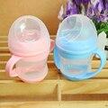 Bottle160ml de alimentación del bebé de alimentación del bebé botella de leche de agua botellas de boca de pico de pato suave de Entrenamiento entrenamiento Infantil para bebés bpa