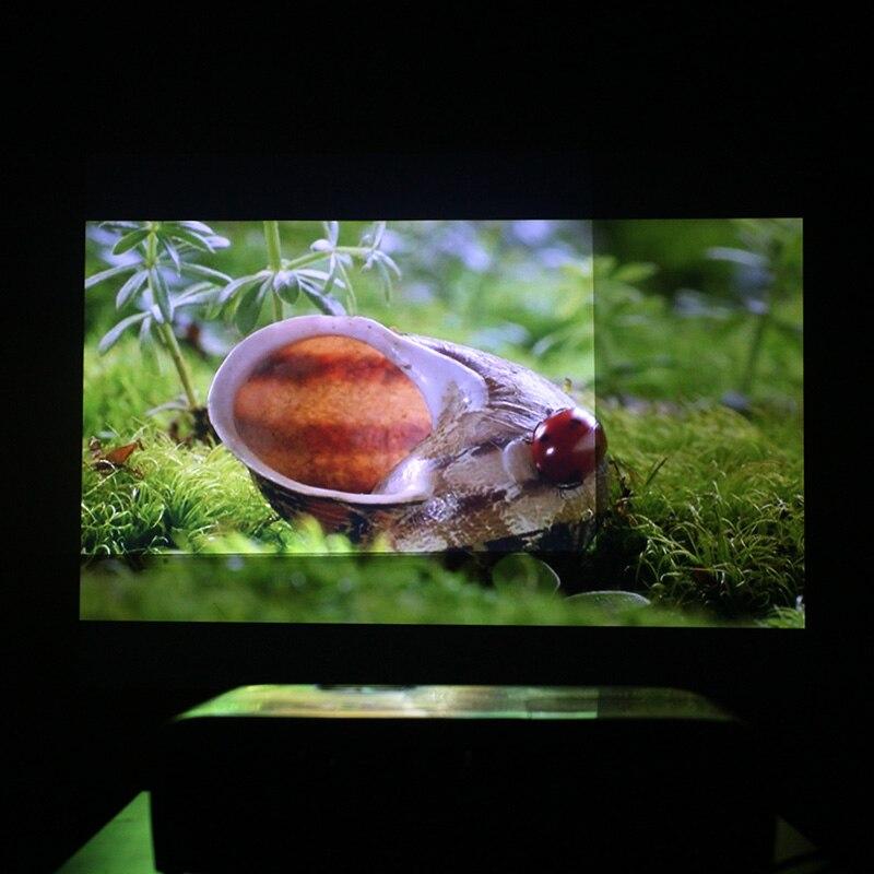 Projecteur écran 1.6 m x 2.5 m réfléchissant tissu tissu de projection écran pour Epson Sony Benq XGIMI JMGO Projecteur Haute luminosité