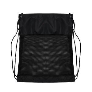 1e2e5fef16ea5 Unisex Nylon Drawstring Cinch Sack Sport Beach Travel Outdoor Netsack  knapsack mochila feminina Women Men backpack plecak @C