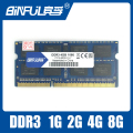 BINFULBrand New Sealed DDR3 1066/1333/1600 PC3 102800 / 2gb/ 4GB/8GB Laptop RAM Memory / Lifetime warranty / Free Shipping!!!