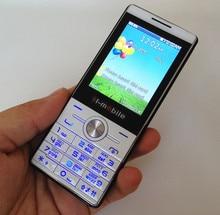 """Schlanke Handy Luxus Mini Handy 2,5 """"Großen Bildschirm M7 Kamera MP3 Radio Bluetooth Dual-Sim Günstige Telefon Russische tastatur"""