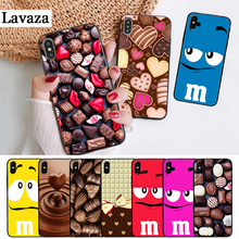 Lavaza chocolates design Silicone Case for iPhone 5 5S 6 6S Plus 7 8 11 Pro X XS Max XR